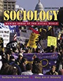 img - for Sociology: Making Sense of the Social World:2nd (Second) edition book / textbook / text book