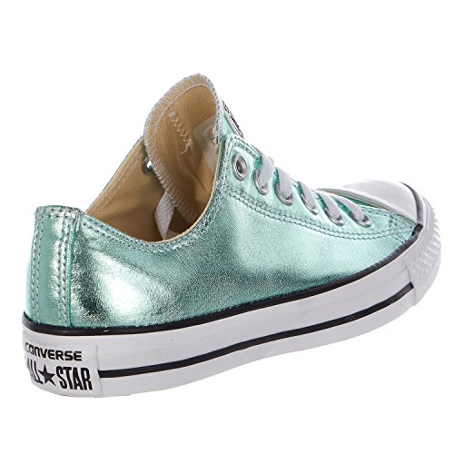 CONVERSE Designer Chucks Schuhe - ALL STAR - Medium Green/Jade/Black/White 9460