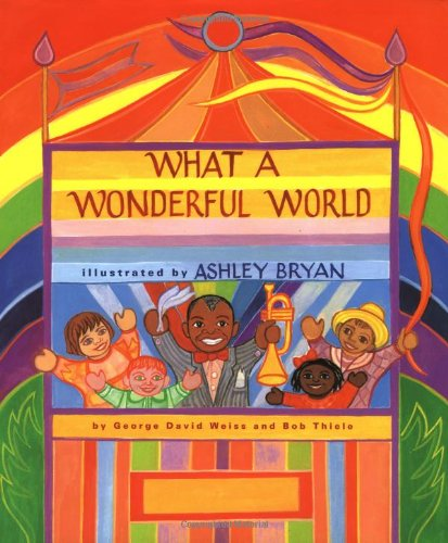 What A Wonderful World  Jean Karl Books