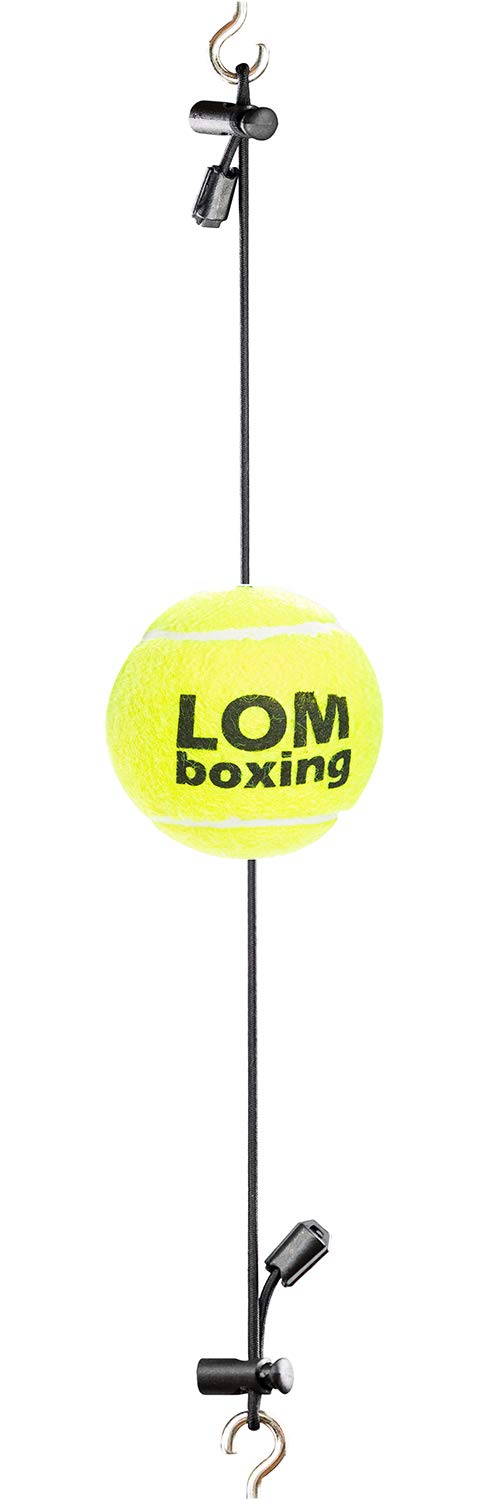 Amazon.com: LOM Fight Ball Reflex, bola de boxeo, pelota de ...