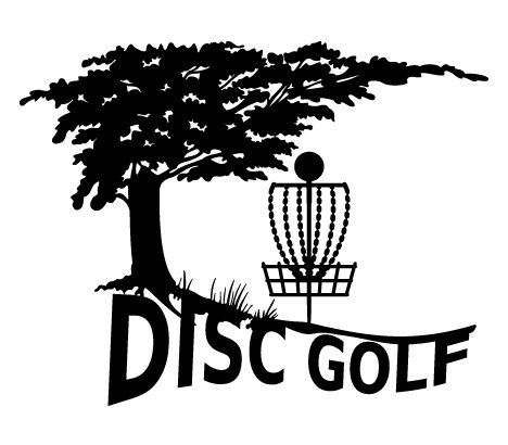 Amazon Com Nature Tree Disc Golf Decal With Mach 3 Type Basket