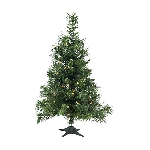 Outdoor Lighted Pine Trees - 8
