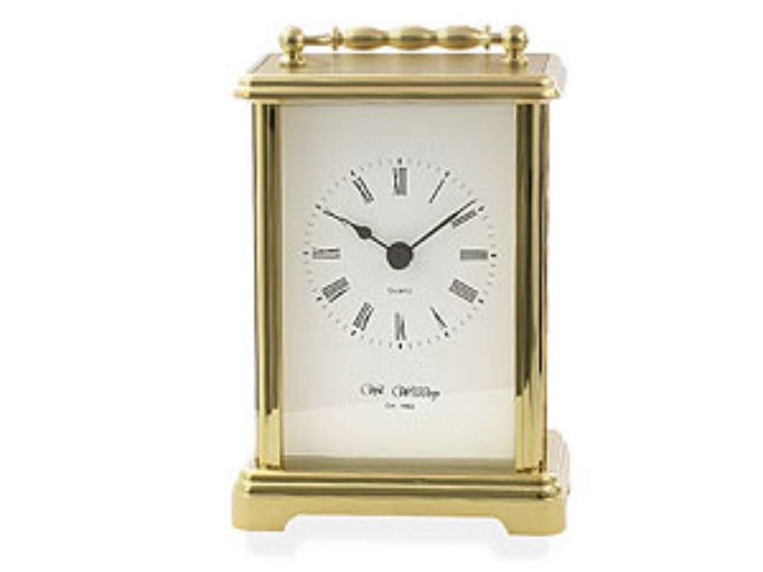 Carriage Clocks for Living Room: Amazon.co.uk