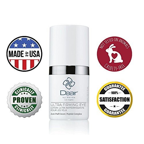Dear by Renee Best Anti Aging Eye Firm Skin Cream – Highly Effective Diminish Dark Circle & Eye Puffiness Healthcare Beauty Product – Suitable For All Ages&Skin Types – Diminish Crow's feet&Fine Lines