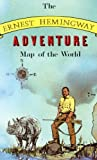 img - for Ernest Hemingway Adventure Map of the World by Aaron Silverman (1986-10-15) book / textbook / text book