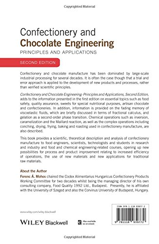 Download e-book Confectionery and Chocolate Engineering