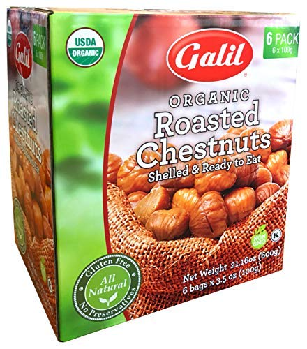 Galil Organic Chestnuts (6) by Galil (Image #1)