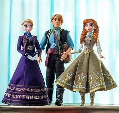 Disney Store Limited Frozen Kristoff