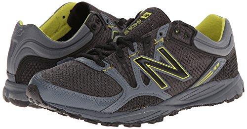 888546341500 - New Balance Men's MT101 Trail Shoe, Grey/Black, 10.5 D US carousel main 5