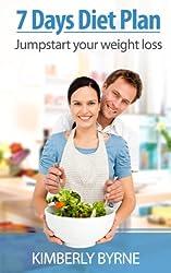 Start Losing Weight - 7 Days Diet Plan (English Edition)