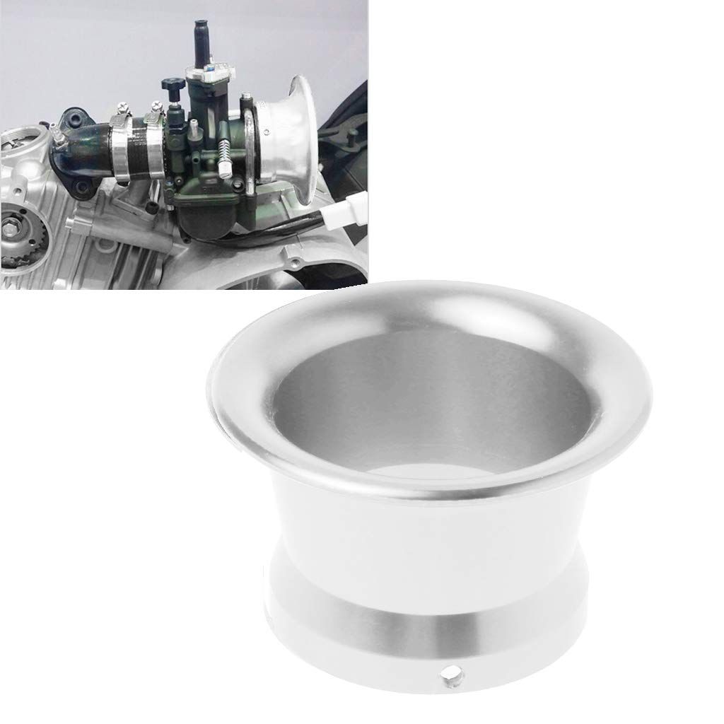 Xuniu 50mm Motorrad Vergaser Luftfilter Wind Horn Cup F/ür Keihin OKO KOSO MIKUNI PE PWK