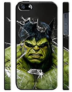 The Incredible Hulk Avengers Iphone 5 5s Hard Case Cover