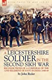 A Leicestershire Soldier in the Second Sikh War, John Ryder, 1846777623