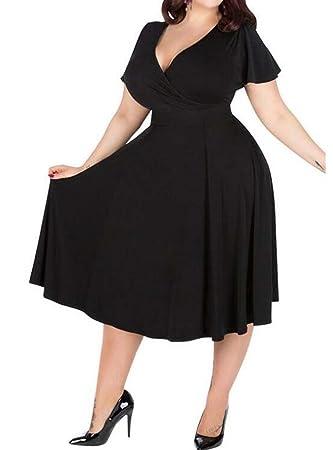 Vestido de gran tamaño de la falda de las mujeres gordas mm otoño nuevo vestido de
