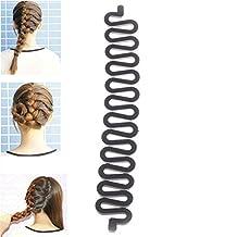 TR.OD 1pc Women Hot Magic Hair Styling Clip Stick DIY Maker