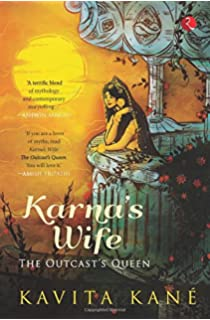 Karna's Wife : The Outcast's Queen price comparison at Flipkart, Amazon, Crossword, Uread, Bookadda, Landmark, Homeshop18