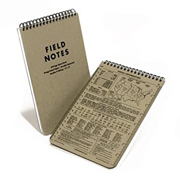 AmazonCom  Field Notes Steno Pad  Graph Paper Pads  Office