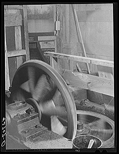 HistoricalFindings Photo: Usquepaugh,Washington County,Rhode Island,RI,Kenyon's Johnnycake Flour Mill