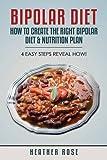 Bipolar Diet, Heather Rose, 1628841311