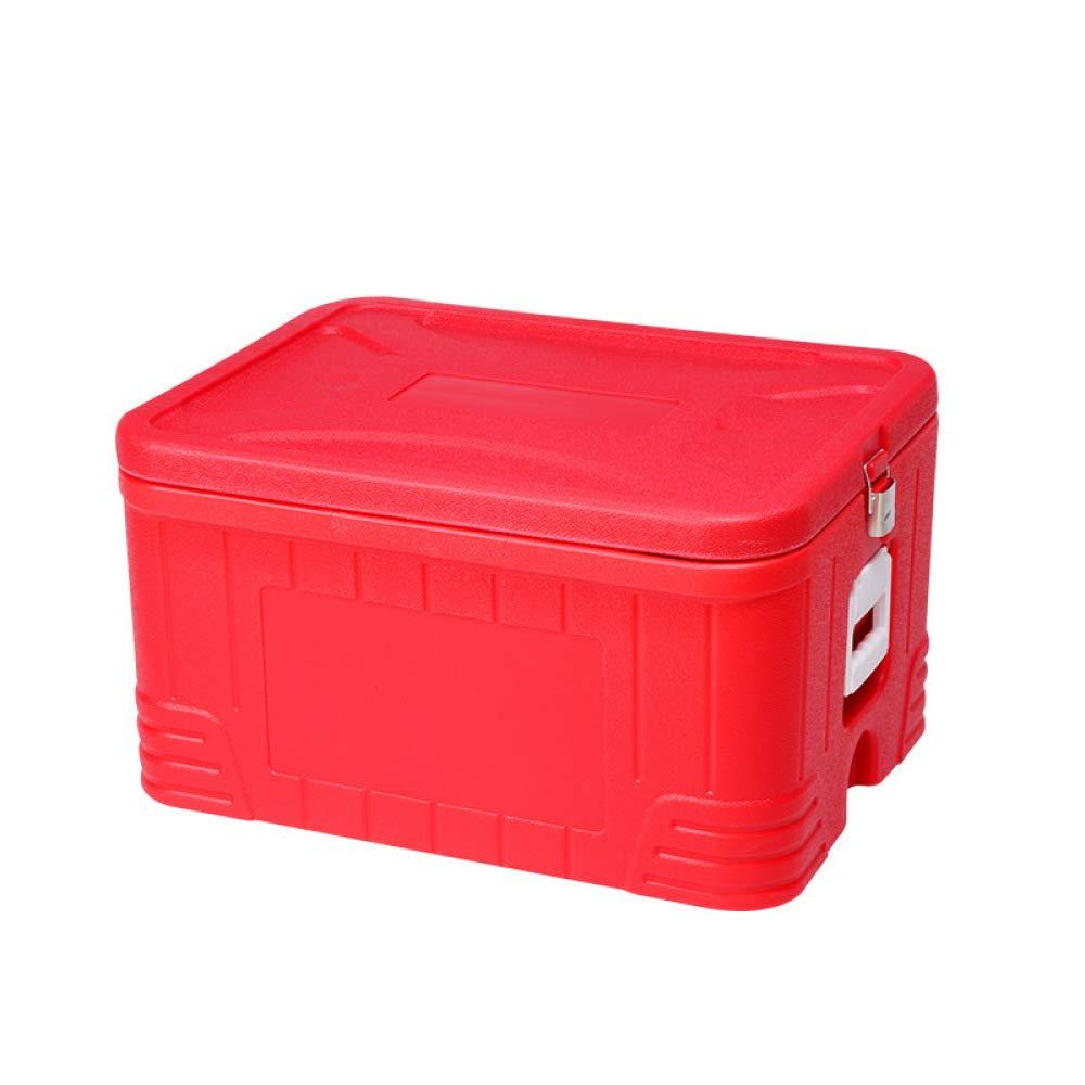 Ambiguity Kühlboxen,65L Obst Verteilung Dämmung Kasten kalt Erhaltung Box Kühlschrank