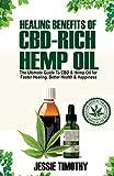 Healing Benefits of CBD-Rich Hemp Oil - The