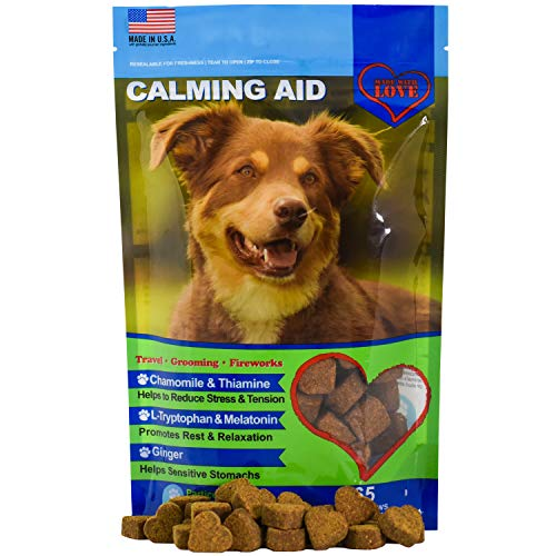 Dog Calming Aid Treats