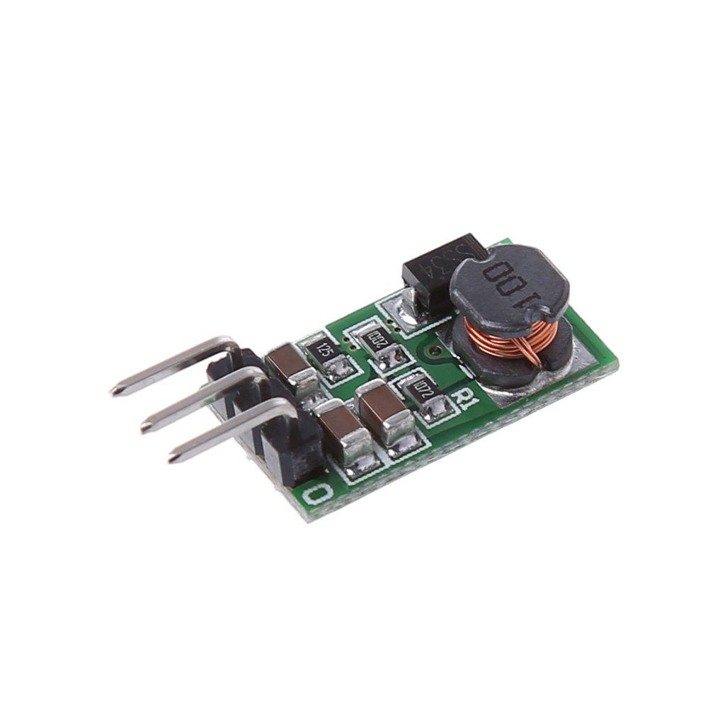 Dchaochao Step-Down Converter Module faciles /à bo/îtier To-220/7805/LM2596/5/W 9/V 12/V 24/V vers 5/V