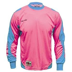 Amazon.com : Vizari Siena Brite Goalkeeper Jersey - Pink