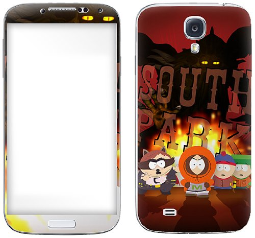 Zing Revolution South Park Premium Vinyl Adhesive Skin For Samsung Galaxy S4  Coon Trilogy  Ms Sprk160456