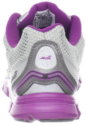 AVIA Womens A1516W Dark Grey/Grey/Dark Purple 7Vx0dfE7