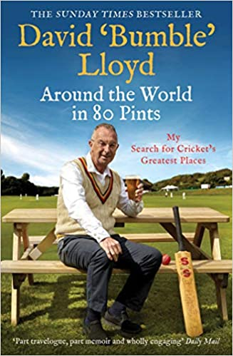 Book's Cover of Lloyd, D: Around the World in 80 Pints (Inglés) Tapa blanda – 18 abril 2019