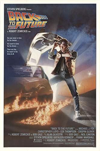 Back to the Future 1985 Authentic 27