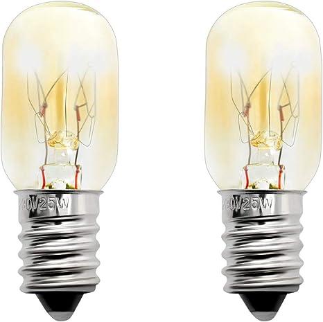 Retro Edison Light Bulb E14 Screw Type Household Light Bulb 220V /& 240V 15W /& 25W Indoor Lighting Color : 25W
