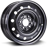 Steel Rim 16X6.5, 5X114.3, 71.5, +40, black finish (MULTI APPLICATION FITMENT) X99128N