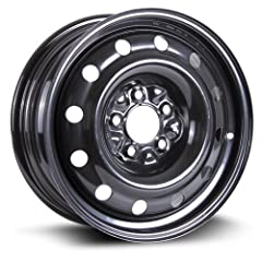 PLEASE READ ENTIRE LISTING - This NEW aftermarket Steel Rim / Wheel is perfect for replacement wheel, spare tire / rim or full wheel swap. Black RTX Steel Rim. Diameter: 16in, width: 6.5in, bolt pattern: 5-114.3, center bore: 71.5, offset: +4...