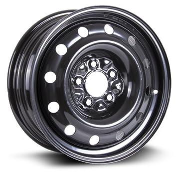 Hubcap Tire And Wheel >> Rtx Steel Rim New Aftermarket Wheel 16x6 5 5x114 3 71 5 40 Black Finish X99128n