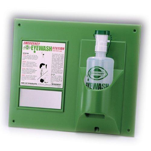 Bel-Art Emergency Eye Wash Safety Station; 1 Bottle, 1000ml (F24866-0000) 248660000
