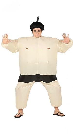 shoperama Sumo Hinchable Ringer para Hombre Disfraz de airsuits ...