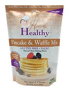 Hannah's Healthy Pancake & Waffle Mix