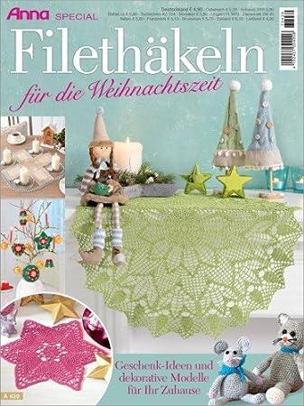 Oz Verlag Anna Special Filethäkeln Für Die Weihnachtszeit A 439