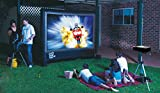 My Theatre Outdoor Entertainment System 100 inch screen