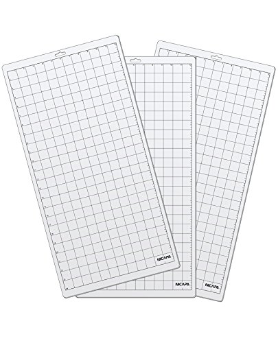 For  Cutting Mat, 12'' H by 24'' L Nicapa replacement cutting mat (3pack) by Nicapa