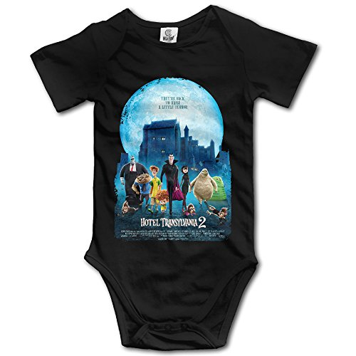 LALayton Hotel Transylvania 2 Lovely For Jumpsuit Romper Climbing Clothes - Black]()