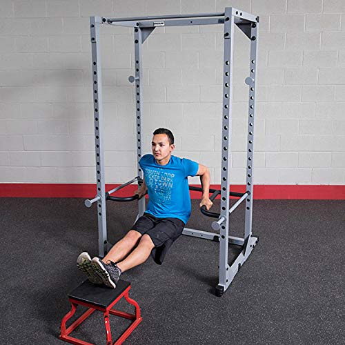 Body-Solid DR100 Power Rack Dip Attachment for Powerline and Best Fitnesss by Body-Solid (Image #6)