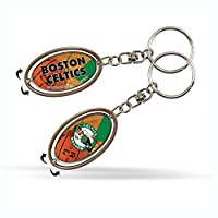 NBA Boston Celtics Spinner Keychain