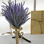 8-Bundles-Artificial-Flowers-Lavender-Wedding-Bouquet-Purple-Flower-Arrangements-for-Home-Party-Decor