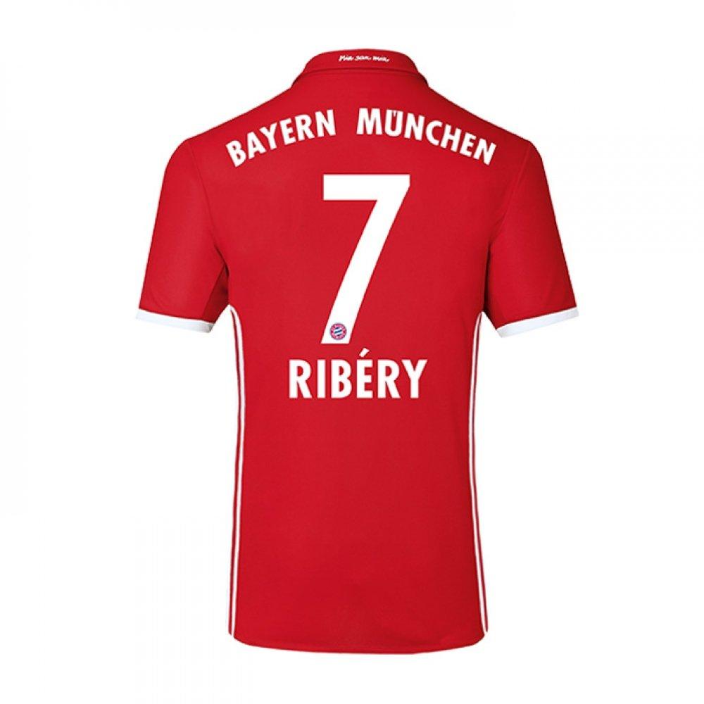 2016-17 Bayern Home Shirt (Ribery 7) B01HNOYCU4