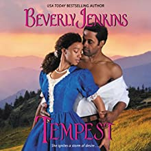 Tempest Audiobook by Beverly Jenkins Narrated by Kim Staunton
