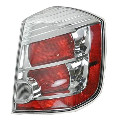 Taillight Lamp Outer Brake Light Passenger Right RH for 10-12 Nissan Sentra 2.0L ()