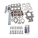 Head Gasket Set Bolt Kit Fits: 98-05 Chevrolet Pontiac 3.8L OHV 12v SUPERCHARGED